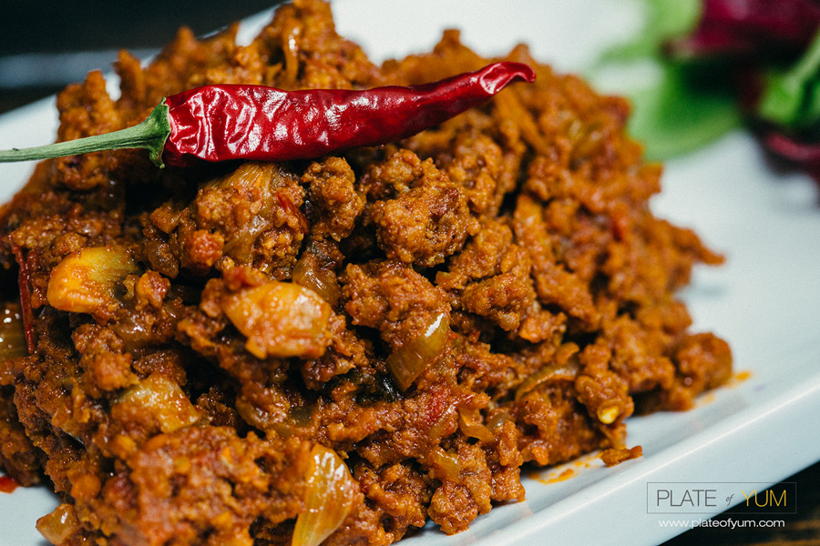 Spicy Ground Beef Plate Of Yum